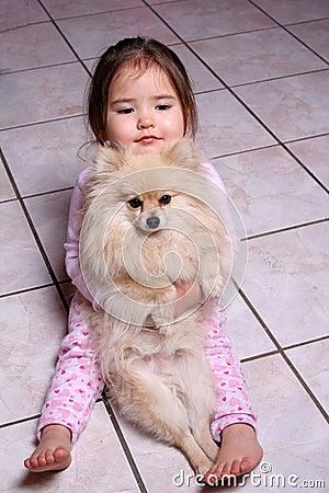 Free My Puppy Royalty Free Stock Photos - 598048