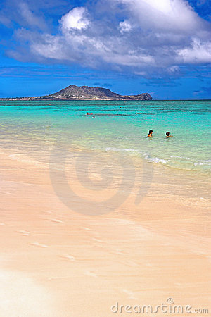 Free My Tropical Beach Royalty Free Stock Photography - 1635617