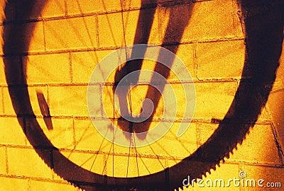 My way,Wheel shadow