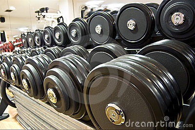 My weights