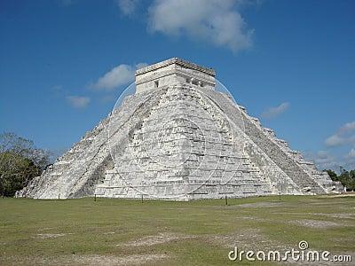Myan pyramid