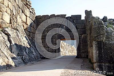 Mycenae Lion s Gate