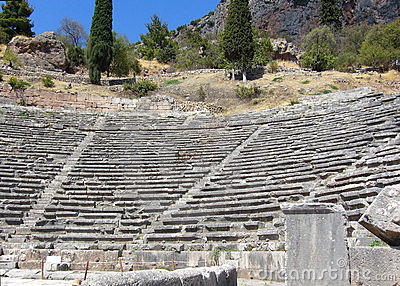 Mycenaean Greece - Epidauros Theatre (#)