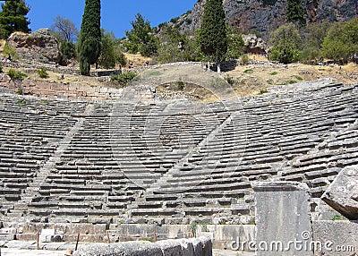 Mycenaean Greece - Epidauros Theatre (#)
