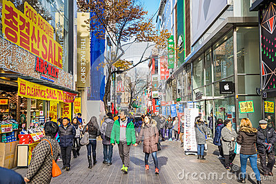 korea shopping