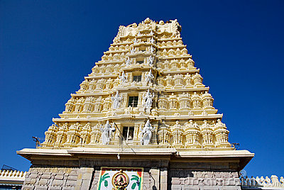 Mysore Chamundeshwari temple in India