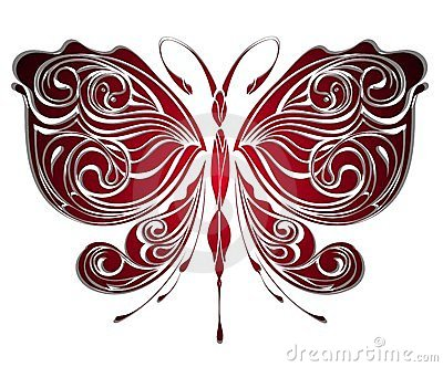 free butterfly tattoo designs. MYSTERIOUS BUTTERFLY .TATTOO DESIGN (click image to zoom)
