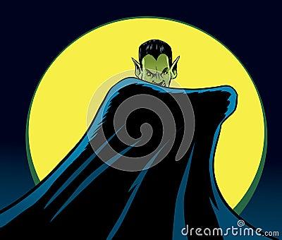 Mysterious Dracula