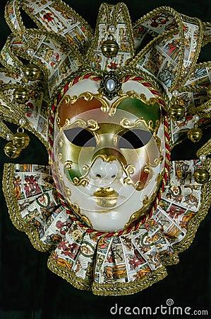 Free Mysterious Venetian Mask Stock Photos - 5640183