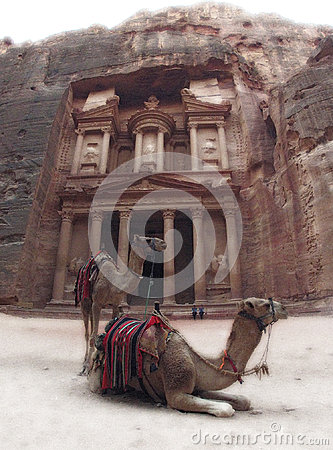 Free Mystery Petra Stock Photo - 27553360