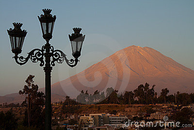 Mysti Volcano