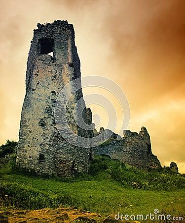 Mystic Castle Ruins