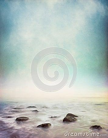 Free Mystic Shore Stock Image - 21134751