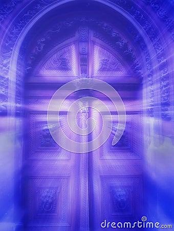 Mystical door