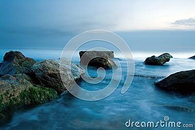 Mystical sea