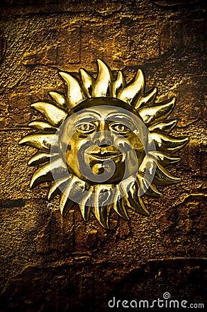 Mystical Sun