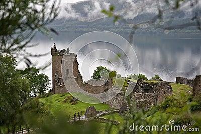 Mystical Urquhart Castle