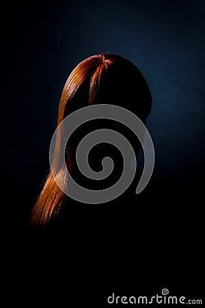 Mystical woman