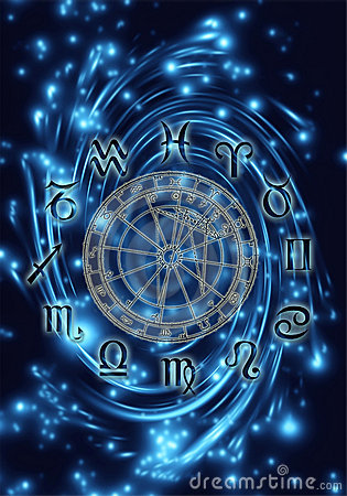 Mystical zodiac