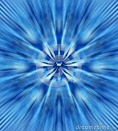 mystische blaue blume lizenzfreie stockfotos bild 8832178. Black Bedroom Furniture Sets. Home Design Ideas