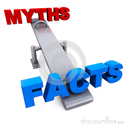 Myth versus facts