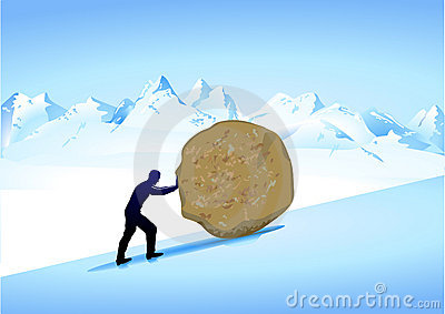 Mythology Sisyphus