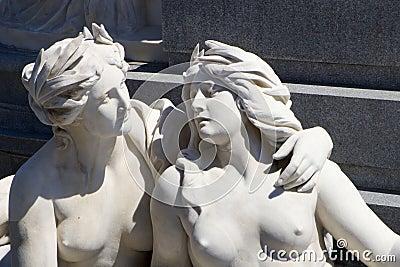 Mythology womans - vienna