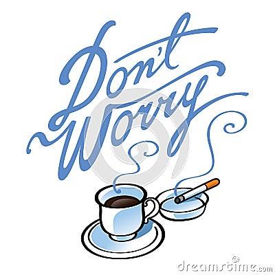 Não se preocupe
