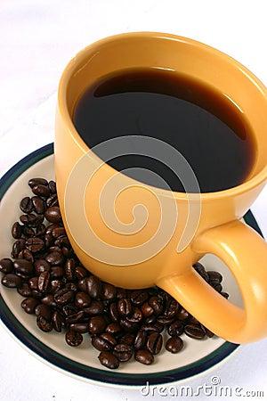 Någon kaffe