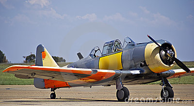N. American AT-6 Harvard SNJ3