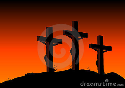 Na krzyżu