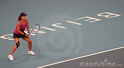 Na Li (CHN), professional tennis player Editorial Stock Image