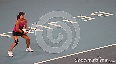 Na Li (CHN), professional tennis player Editorial Stock Image