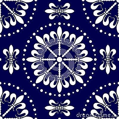 Naadloos Abstract Patroon [1]