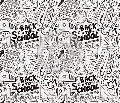 Naadloos schoolpatroon