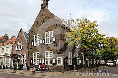 Naarden Editorial Stock Photo