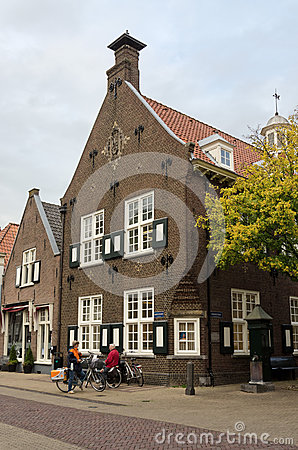 Naarden Editorial Stock Image