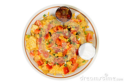 Nachos Photos stock - Image: 27759763