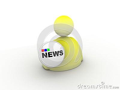 Nachrichtenikone