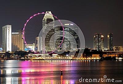NACHT 1 VAN SINGAPORE