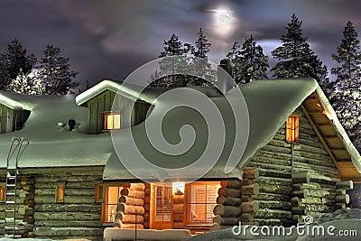 Nacht des Winters
