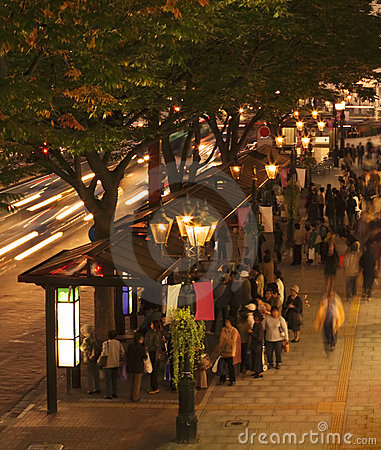 Nachtbusbahnhof