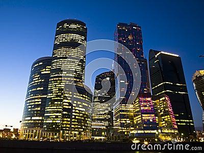 Nachtstad