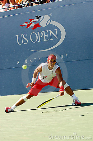 Nadal Rafael the # 1 (97) Editorial Stock Image