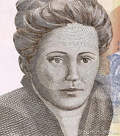 Nadezda Petrovic Editorial Stock Image