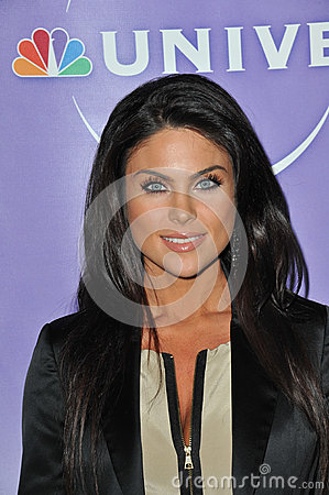 Nadia Bjorlin Editorial Image
