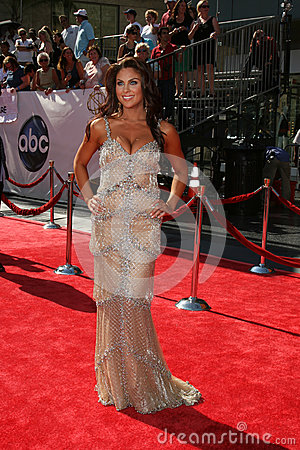 Nadia Bjorlin Editorial Stock Image