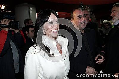 Nadia Comaneci Editorial Stock Photo