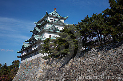 Nagoya Castle Stock Photography - Image: 6300722