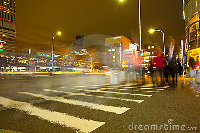 Nagoya city japan Editorial Image